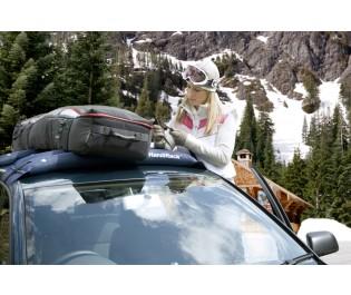 HandiRack cargado para deportes de invierno.